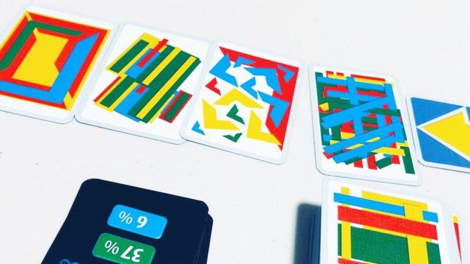 カードゲームのイリュージョン