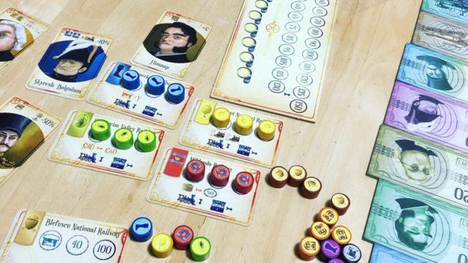 ボードゲームの18lilliput