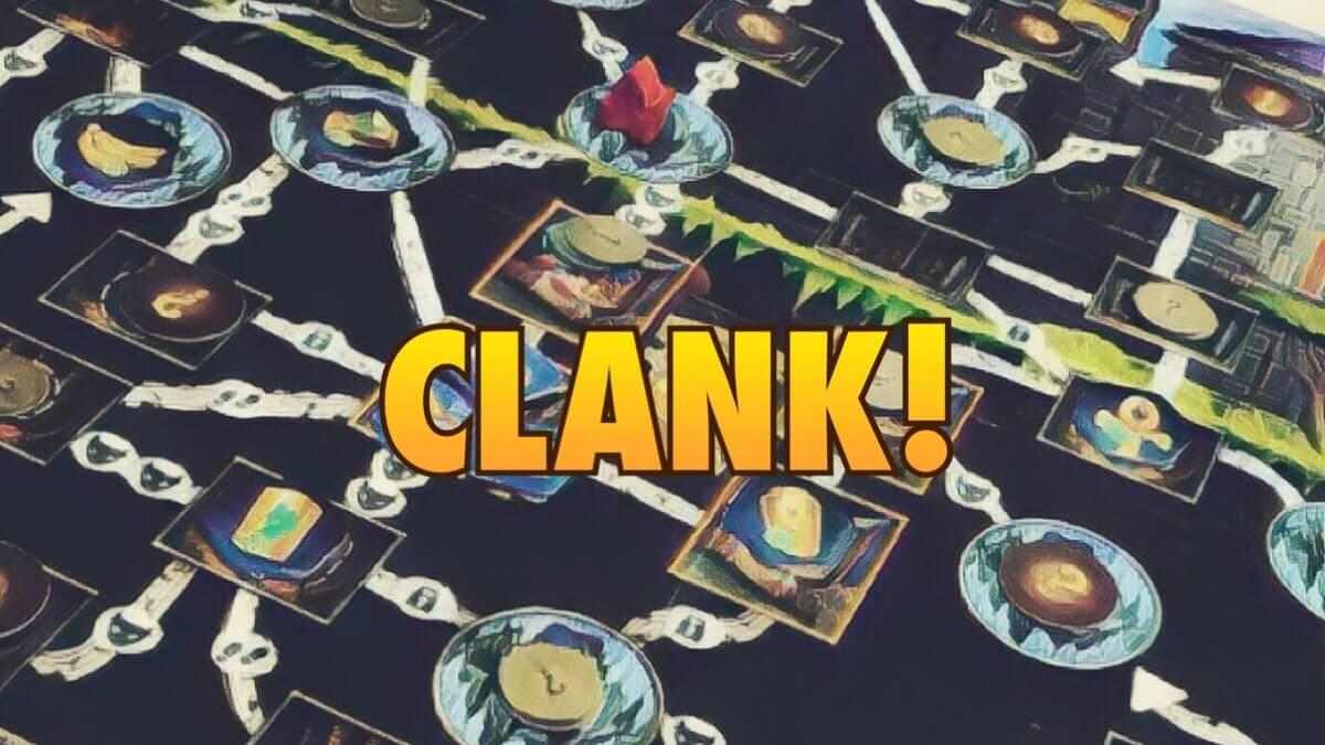 ボード ゲーム クランク