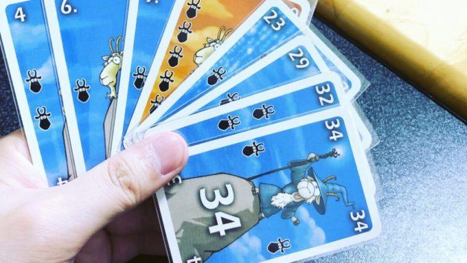 カードゲームのヤギ戦争