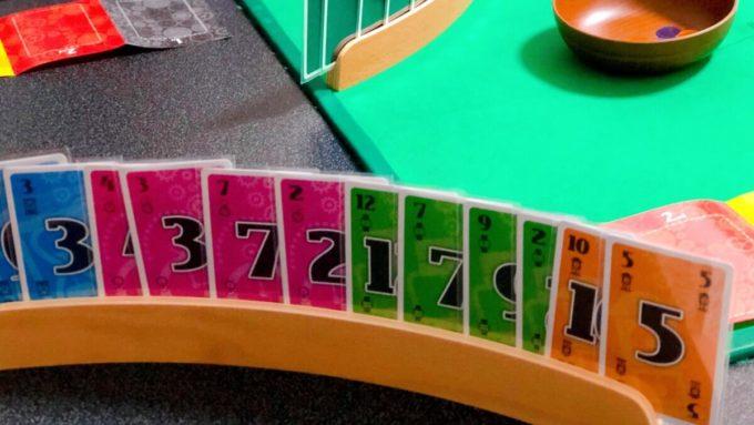 カードゲームのタイムパラトリックス