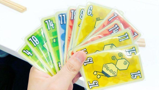 カードゲームのフォッペン