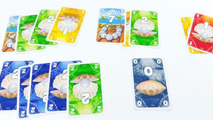 カードゲームのパール