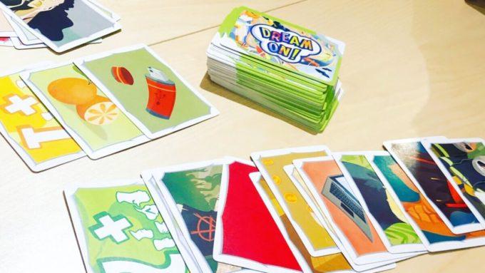 カードゲームのドリームオン!