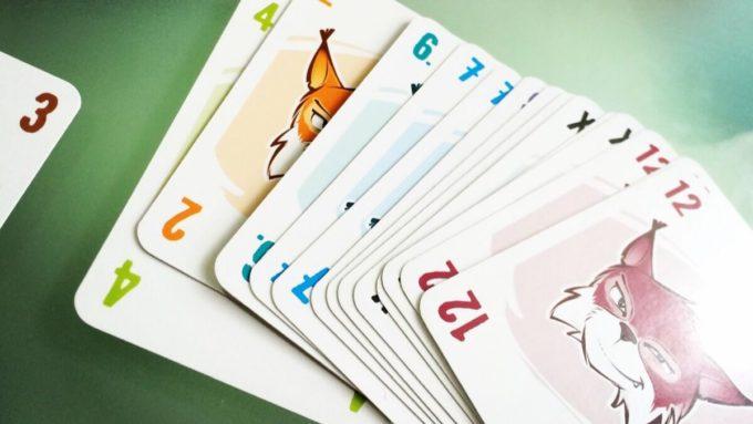 カードゲームのアブルクセン