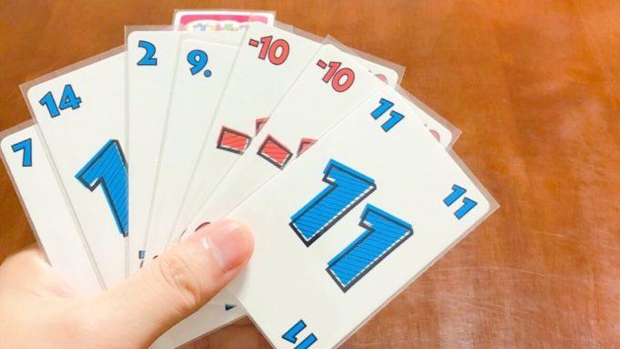 カードゲームのウントチュース!
