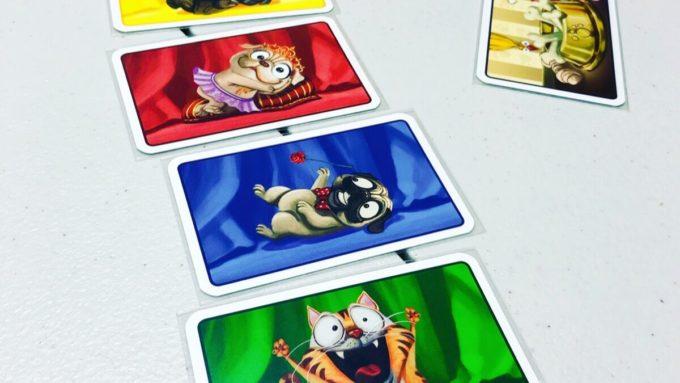 カードゲームのモプセン