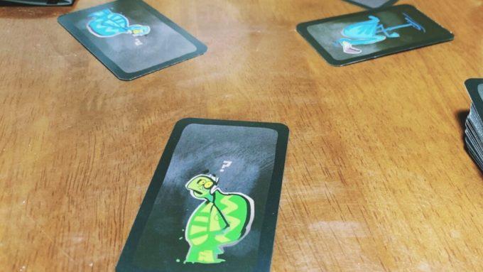 カードゲームのドデリド