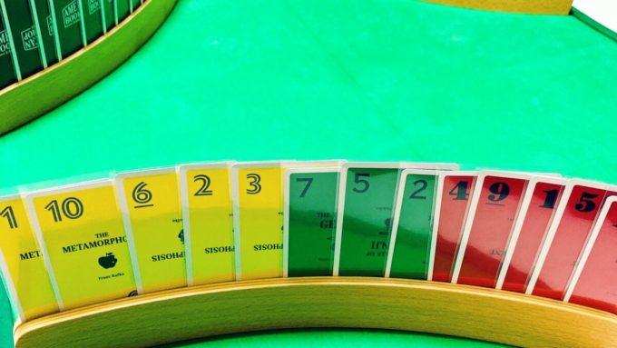 ボードゲームのアメリカンブックショップ