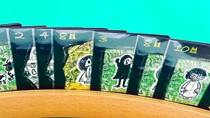 カードゲームのソムニア
