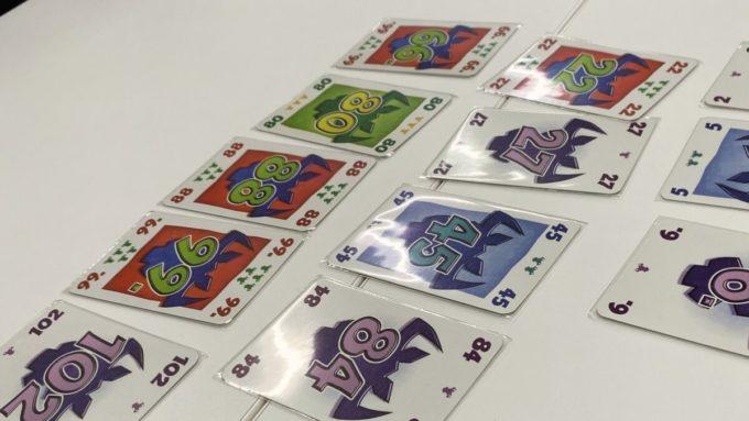 カードゲームのニムト