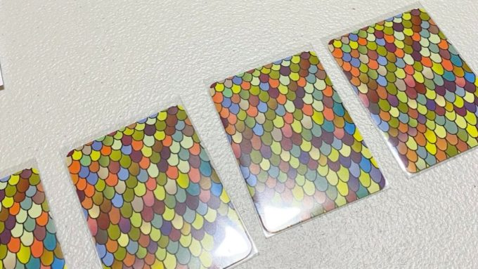 カードゲームのカボ