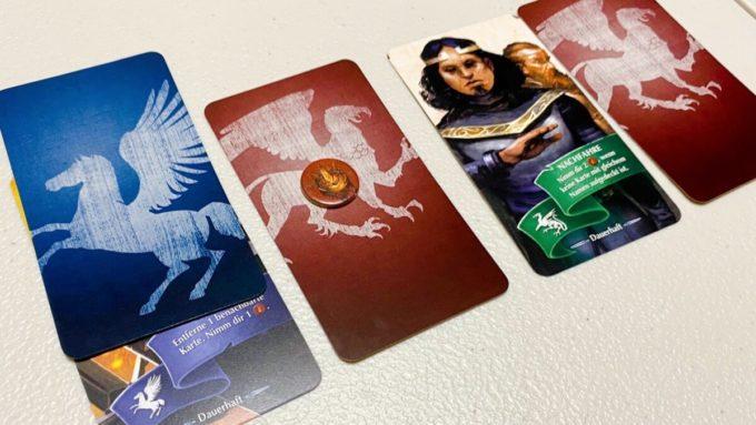 カードゲームのオリフラム