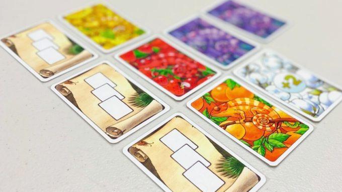 カードゲームのコロレット