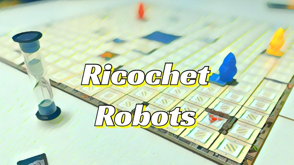 ricochet robots