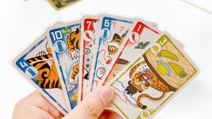 カードゲームのスパイシー