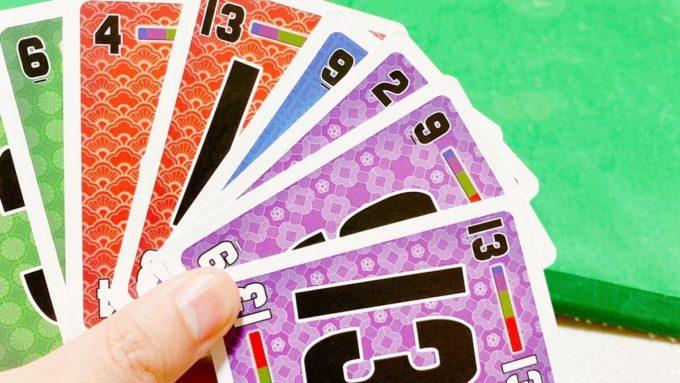 カードゲームのパンダ