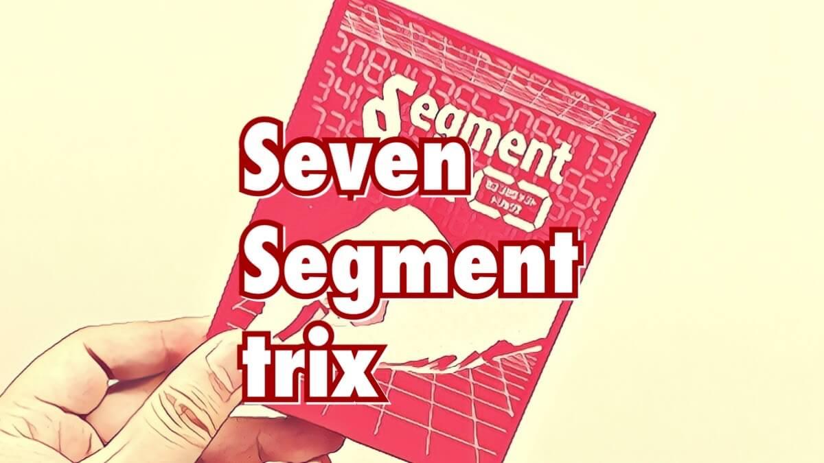 seven segment trix