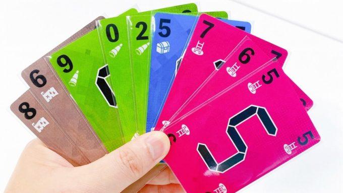 カードゲームのセグメントトリックス