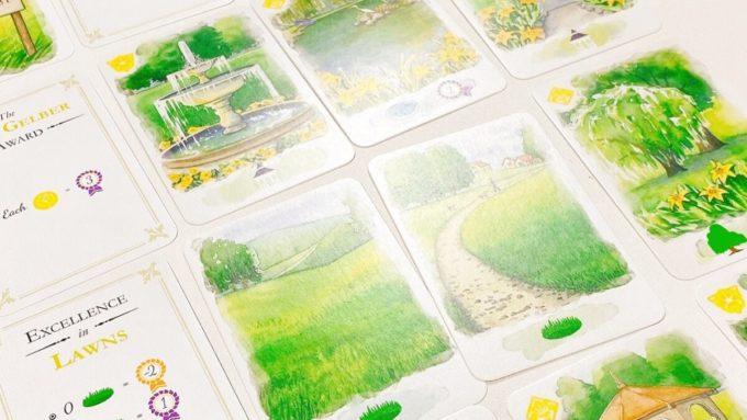 カードゲームのビレッジグリーン