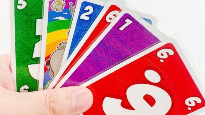 カードゲームのラマ
