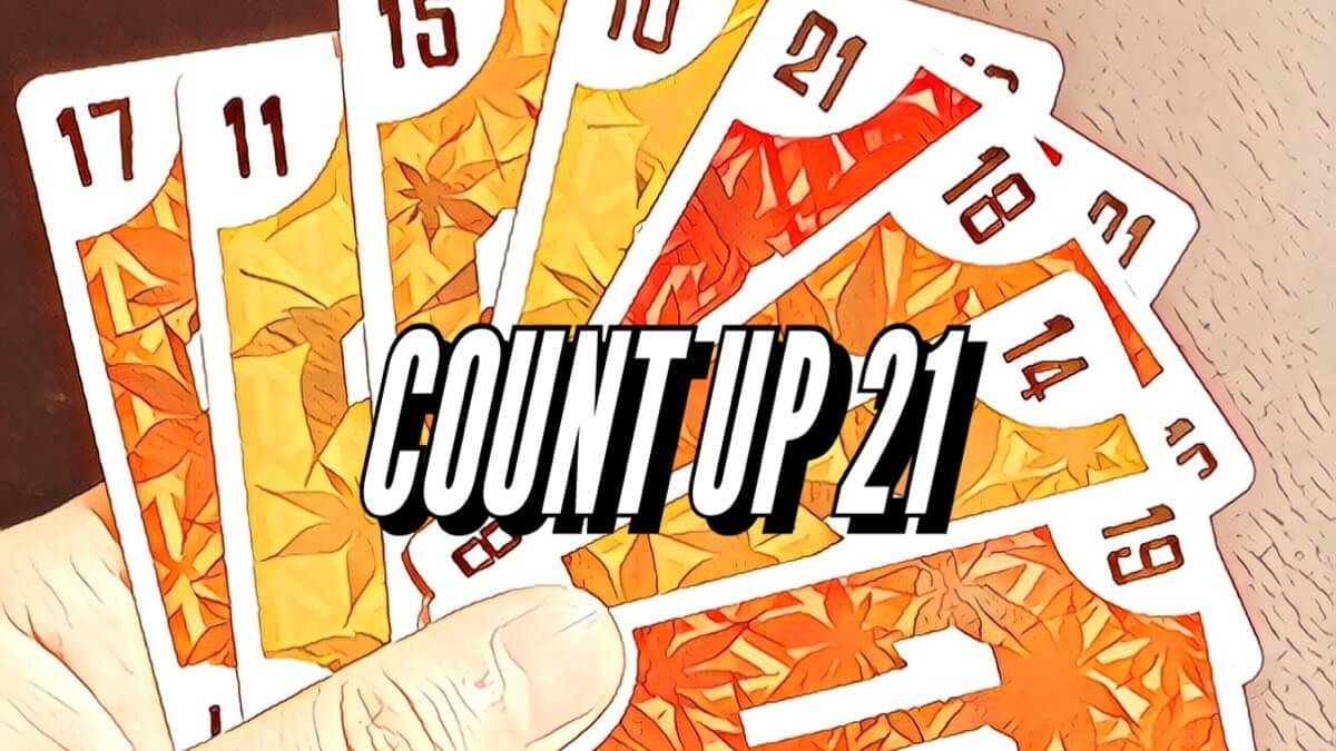 Count up 21