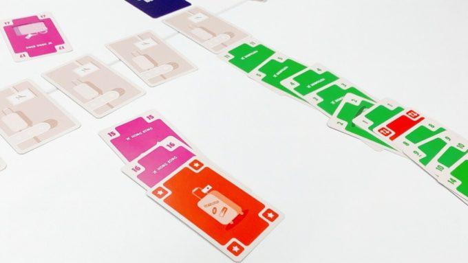 カードゲームのキャプテンブラフ