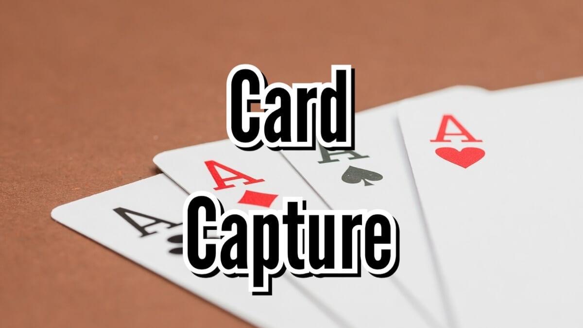 card capture