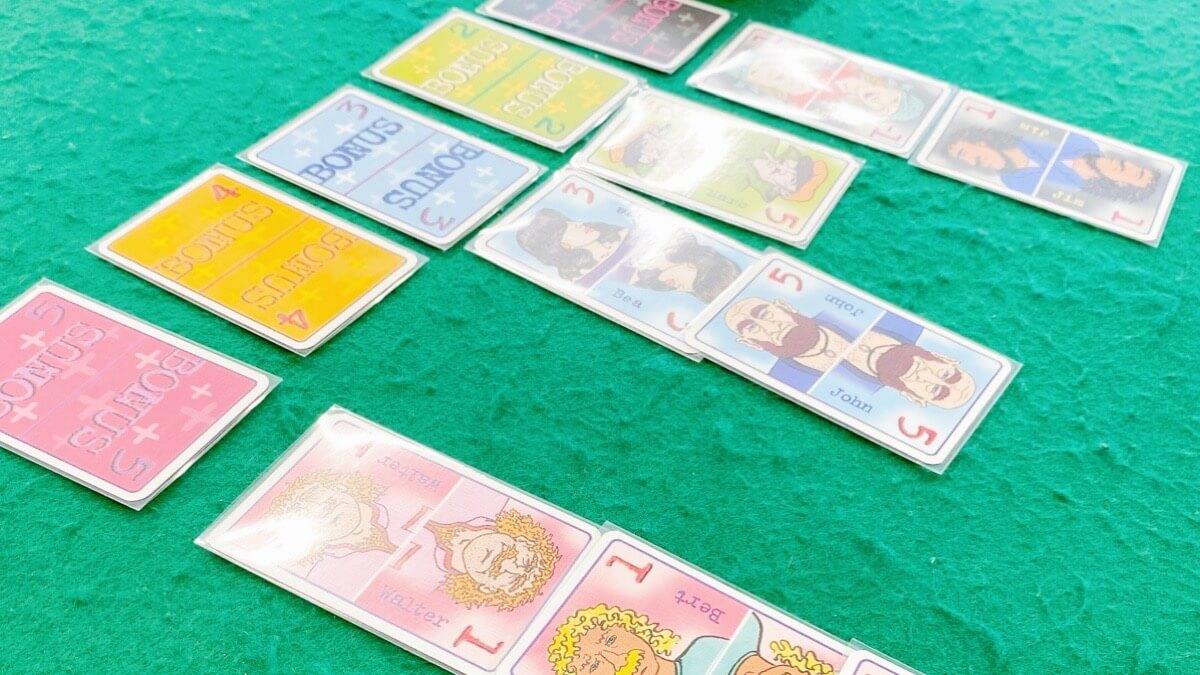 カードゲームのFBI