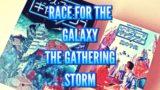 レースフォーザギャラクシー嵐の予兆