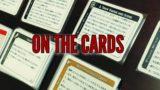 [ボードゲーム] ON THE CARDS(オンザカーズ) 紹介