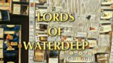 [ボードゲーム] ウォーターディープの支配者たち 紹介
