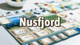 [ボードゲーム] ヌースフィヨルド(3人戦)