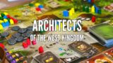 [ボードゲーム] Architects of the West Kingdom 紹介