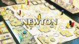 [ボードゲーム] ニュートン 紹介