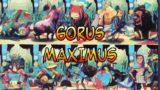 [ボードゲーム] GORUS MAXIMUS(ゴラスマキシマス)紹介