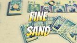 [ボードゲーム] サンドキャッスル(Fine Sand)紹介