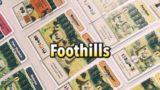 [ボードゲーム] Foothills(フットヒルズ)紹介